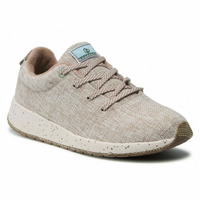 Sneakersy SKECHERS - Sunset Peace 113529/NAT Natural