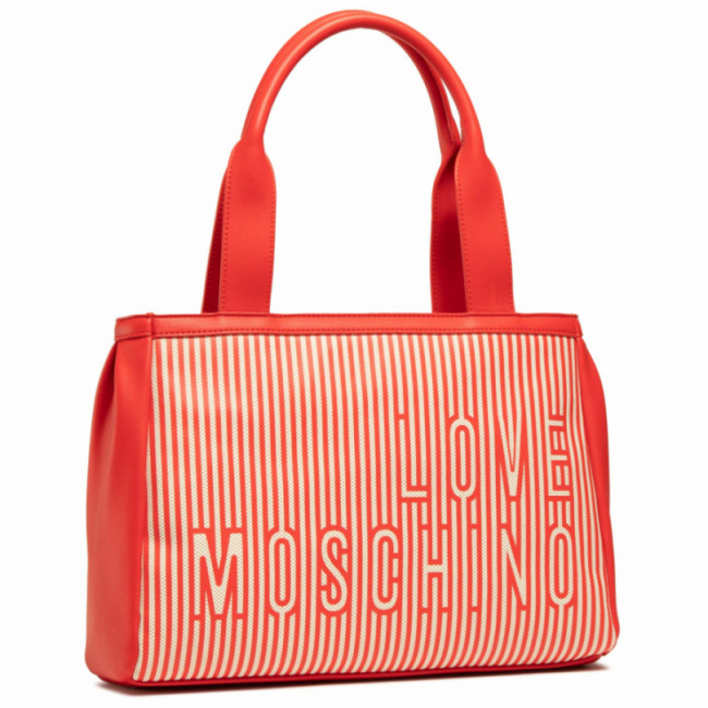 Kabelka LOVE MOSCHINO - JC4229PP0CKE150A Rosso
