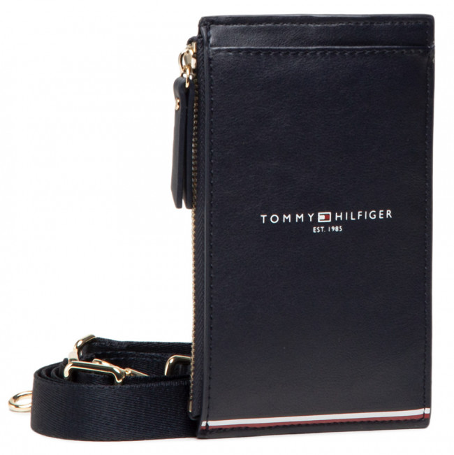 Puzdro na telefón TOMMY HILFIGER - Tommy Shopper Phone Wallet AW0AW09895 DW5