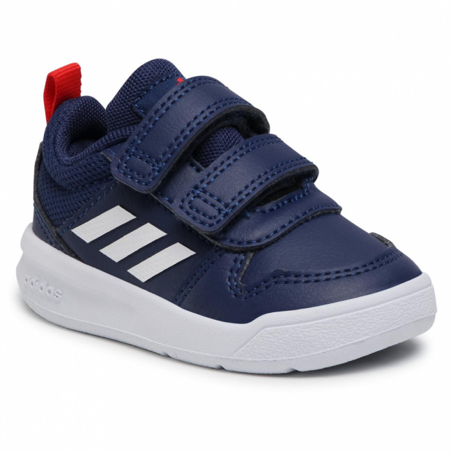 Topánky adidas - Tensaur I S24053  Dkblue/Ftwwht/Actred