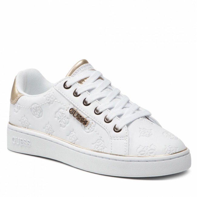 Sneakersy GUESS - Beckie FL7BKI FAL12  WHIWH