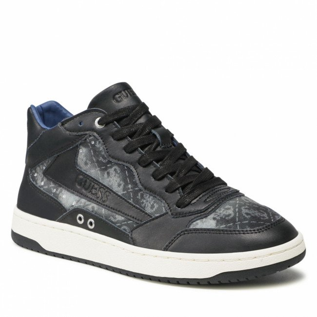 Sneakersy GUESS - FMPES8 FAL12 BLACK