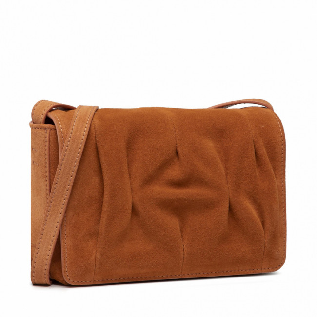 Kabelka COCCINELLE - IC1 Marquise Goodie Suede E1 IC1 12 02 01 Chestnut W10