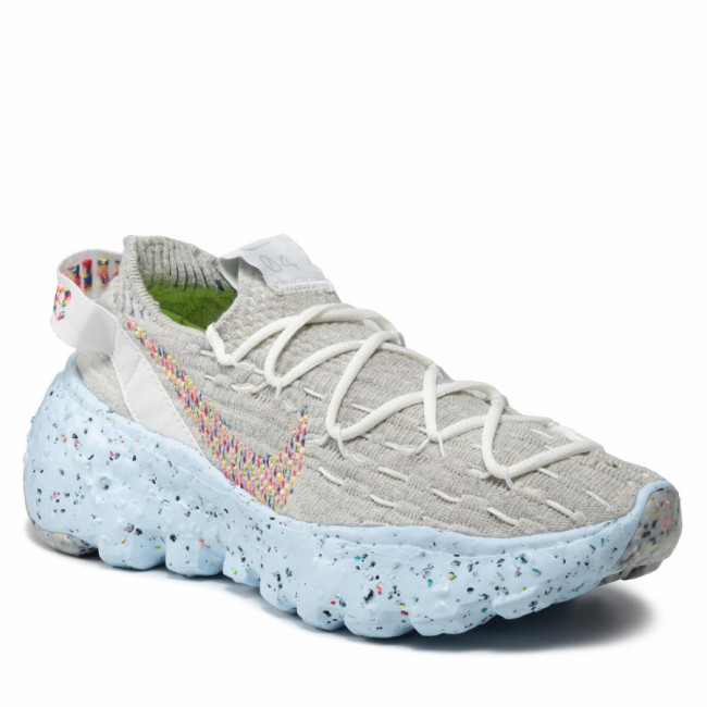 Topánky NIKE - Space Hippie 04 CZ6398 102  Summit White/Multi/Color