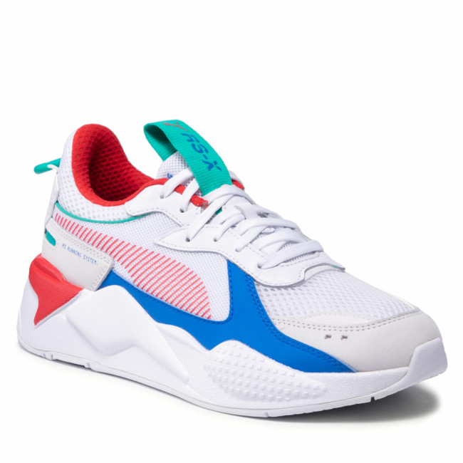 Sneakersy PUMA - Rs-X Toys 369449 24 Puma White/High Risk Red
