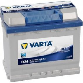 Varta Blue Dynamic 12V 60Ah 540A, 560 408 054
