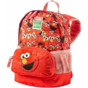 PUMA Sesame Street Small Backpack grenadine-e