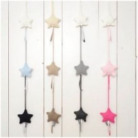 """Baby´s Only """"Cabel Uni"""" Stars Decoration -"""