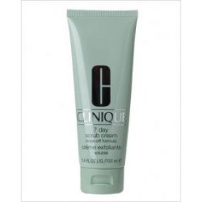 Clinique 7 Day Scrub Cream Rinse - off formula 100