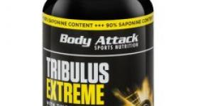 Body Attack Tribulus Extreme 80 tabliet