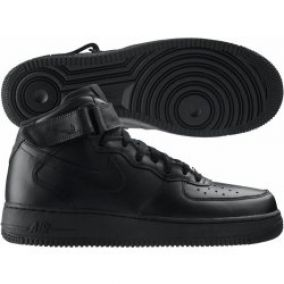 Nike Air Force 1 Mid '07 Basketball Black