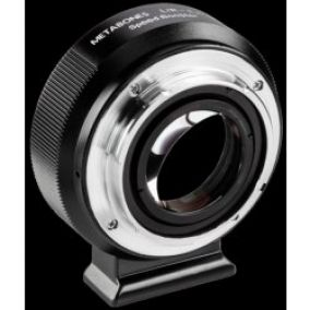Metabones Speed Booster Leica R na Sony E Mount