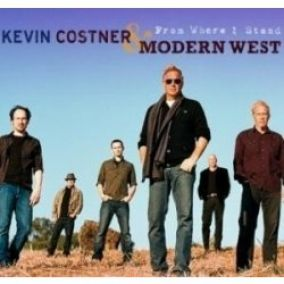 COSTNER, KEVIN & MODERN WEST - FROM WHER (1CDG)