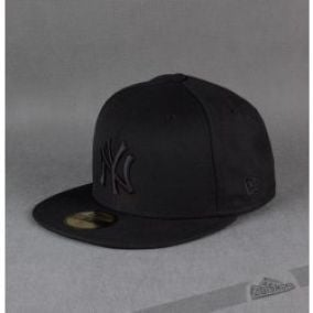 New Era Neyyan black/black