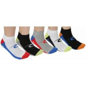 ponožky Rip Curl Rip Mix Ankle Sock 5 Pack -