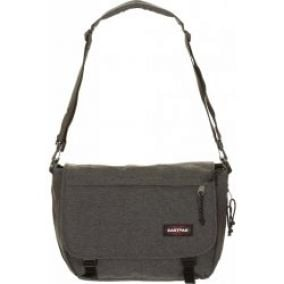 taška Eastpak Delegate - Black Denim 20 L