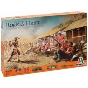 Model Kit diorama 6114 BATTLE OF RORKE'S DRIFT 1