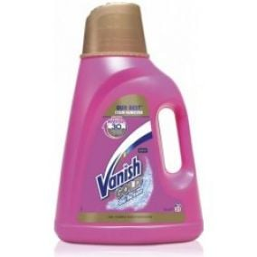 Vanish Gold Oxi Action gél Pink 1880 ml