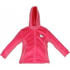 Hello Kitty Midlayer Girl face dětská - fuchsia