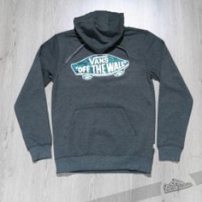 Vans M Otw Pullover Fleece New Charcoal/ Heathe