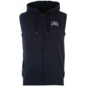 SoulCal Signature Sleeveless Zip Up Hooded pánská