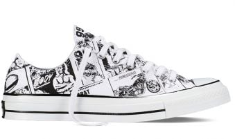 Converse Chuck Taylor All Star Andy Warhol ´70