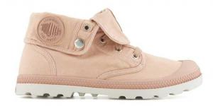 Palladium Boots Baggy Low Pink Silver W AKCIA