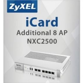 ZyXEL E-icard 8 AP License Upgrade for NXC2500