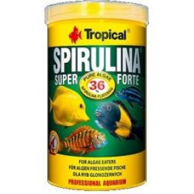 Tropical Super Spirulina Forte 36% 1000 ml, 200 g