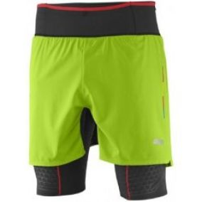 Salomon S-LAB EXO TW Short granny green/black