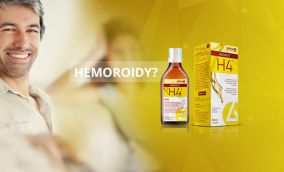 Hemoroidy - REPAR.IT H4™