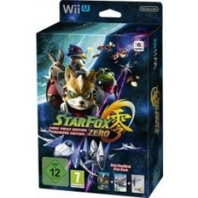 StarFox Zero (First Print Edition)