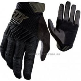 Fox Digit Glove black/grey