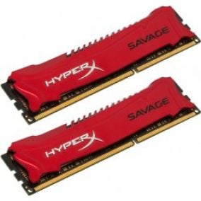 Kingston HyperX DDR3 8GB (2x4GB) 1866MHz CL9