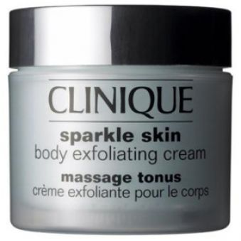 Clinique Telový peeling Sparkle Skin (Body