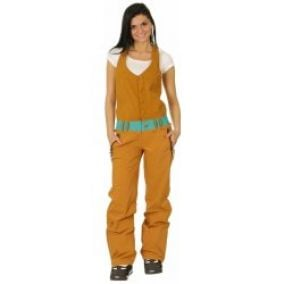 Billabong Sweet Bib Pumpkin Spice