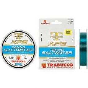 Trabucco XPS Tekno Saltwater 300m 0,35mm