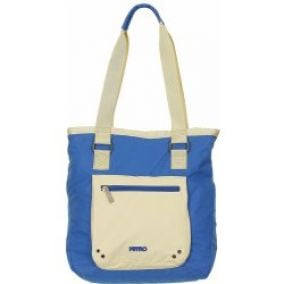 Nitro TOTE BAG blue / khaki