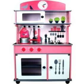 Aga4Kids kuchynka PINK HOME KITCHEN