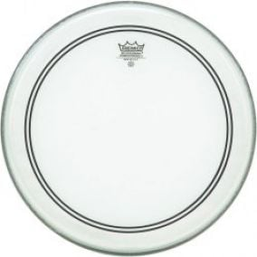 Remo Powerstroke 3 Clear 8""