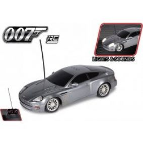 Bambilon RC Aston Martin Vanquish V12 James Bond