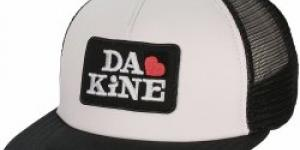 Dakine Šiltovka Lovely Trucker Black 8640153