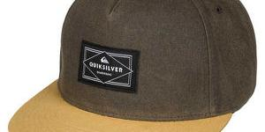 Quiksilver Kšilt ovka Freewill Dusty Olive