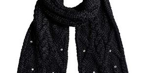 Roxy Šál Shootstarscarf J Nkwr True Black