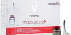 Vichy Dercos Aminexil Clinical 5 (Mult-Targed