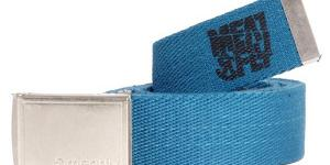 Meatfly Opasok Eclipse Belt B Blue AKCE