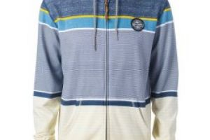 Rip Curl Hooded Rapture Zip Pistachio Shell