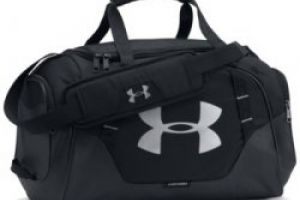 UNDER ARMOUR UA UNDENIABLE DUFFLE 3.0 XS čierna