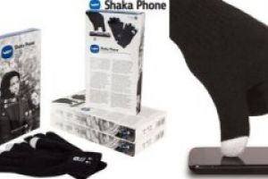 SHAKA PHONE hands free rukavice