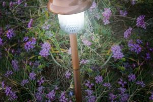Solárna Lampa Copper Garden Oh My Home